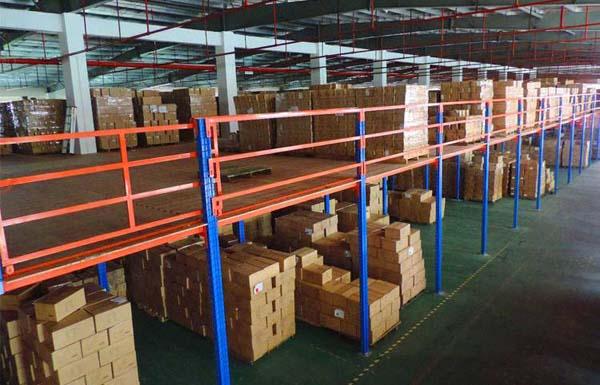 济南仓储货架尺寸